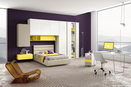 Vendita mobili online - Camerette componibili moderne ...
