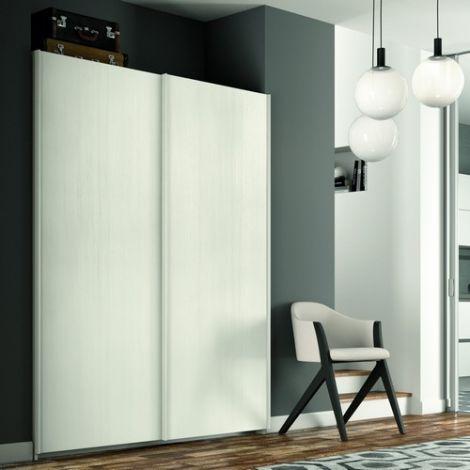 Vendita mobili online - armadio scorrevole bianco frassino ...