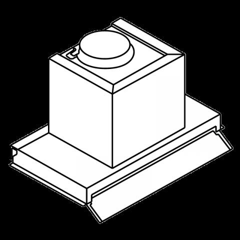 Cappa incasso ELICA BOX IN PLUS