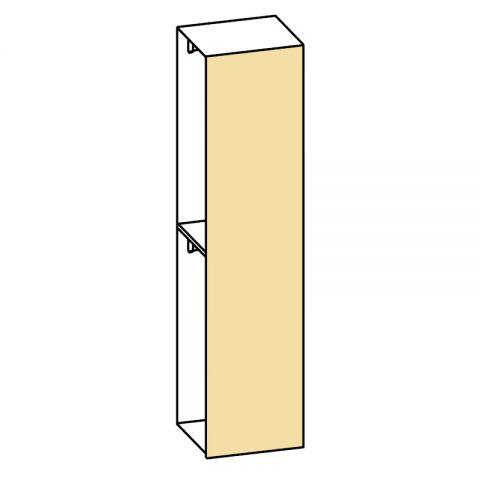Elemento armadio 1 anta L.59 H.245 IAGO
