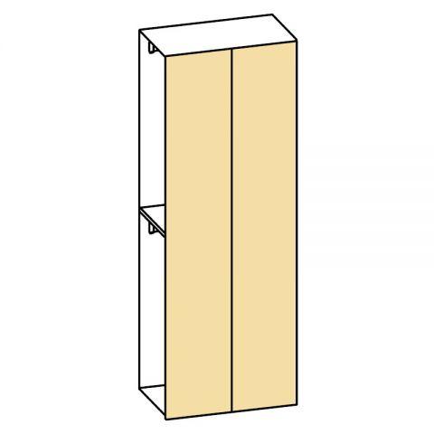 Elemento armadio 2 ante L.89 H.245 IAGO