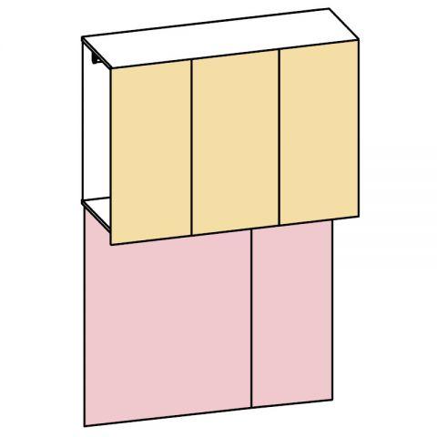 Elemento armadio ponte 2 ante L.150 H.245 IAGO