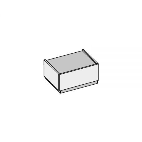 Elemento 1 cassetto L.39,2 H.24,4 P.42,5 cm GR01 ISCHIA