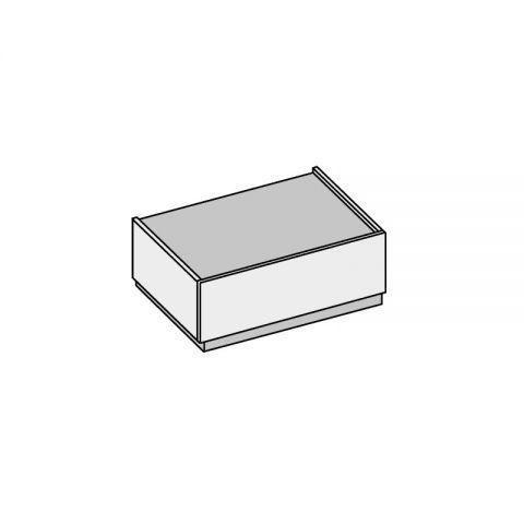 Elemento 1 cassetto L.60 H.24,4 P.53,2 cm GR01 ISCHIA