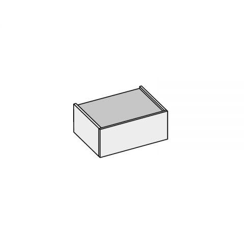 Elemento sospeso 1 cassetto L.39,2 H.20,6 P.42,5 cm GR01 ISCHIA