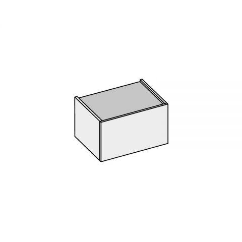 Elemento sospeso 1 cassetto L.39,2 H.26,6 P.42,5 cm GR01 ISCHIA
