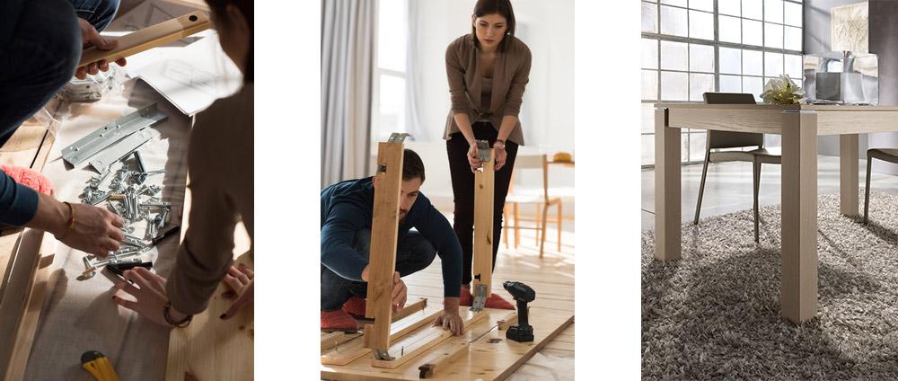 montaggio mobili acquistati online
