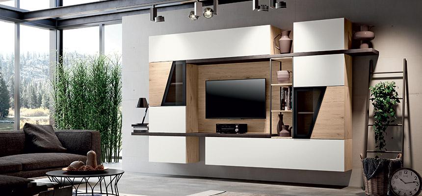 soggiorno moderno ITALO